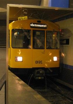 U-Bahn Boddin Strasse