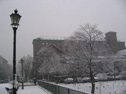 I-DMedia im Schnee